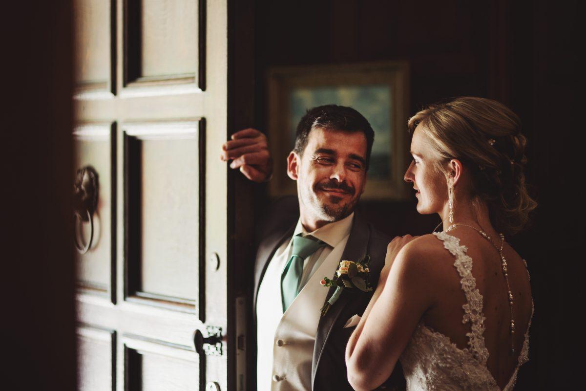 Bruidsreportage België - Spa - Chateau de Balmoral - Yvon&Yvo