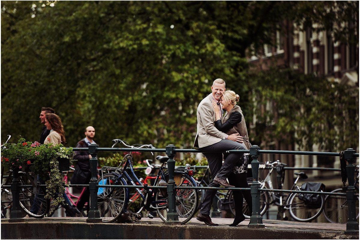 Verloving in Amsterdam - Trouwen in Noord-Holland