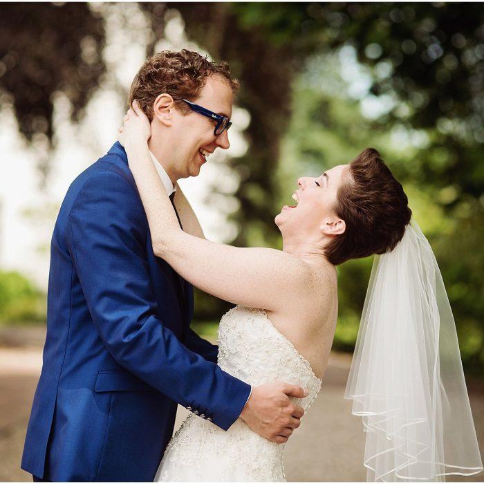 Bruidsreportage Limburg - Kasteel Daelenbroeck - Yvonne & Dominique