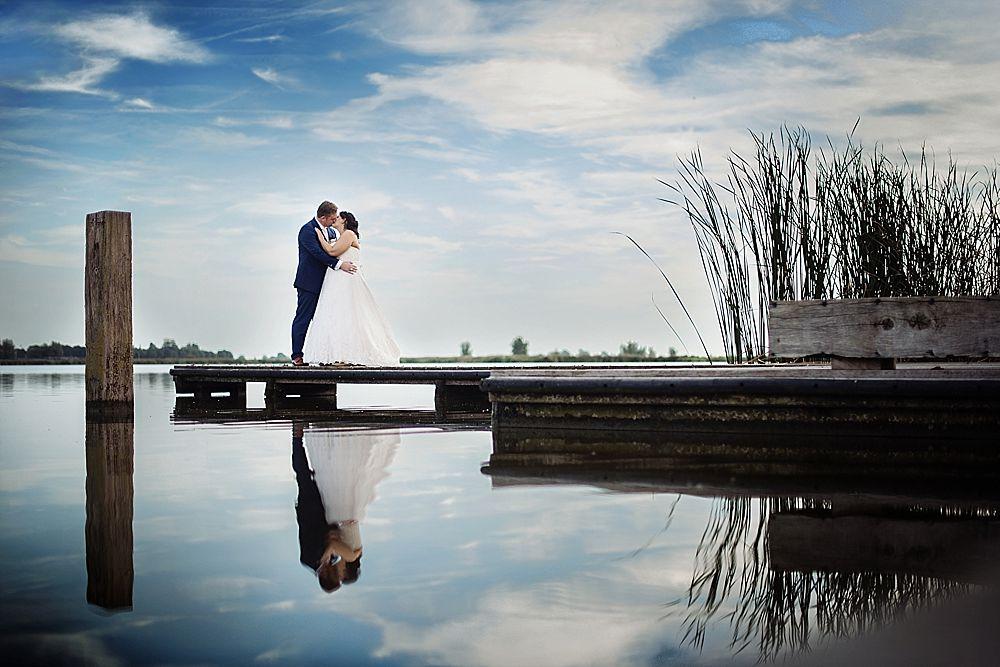 Bruidsreportage Friesland - Daisy & Cor