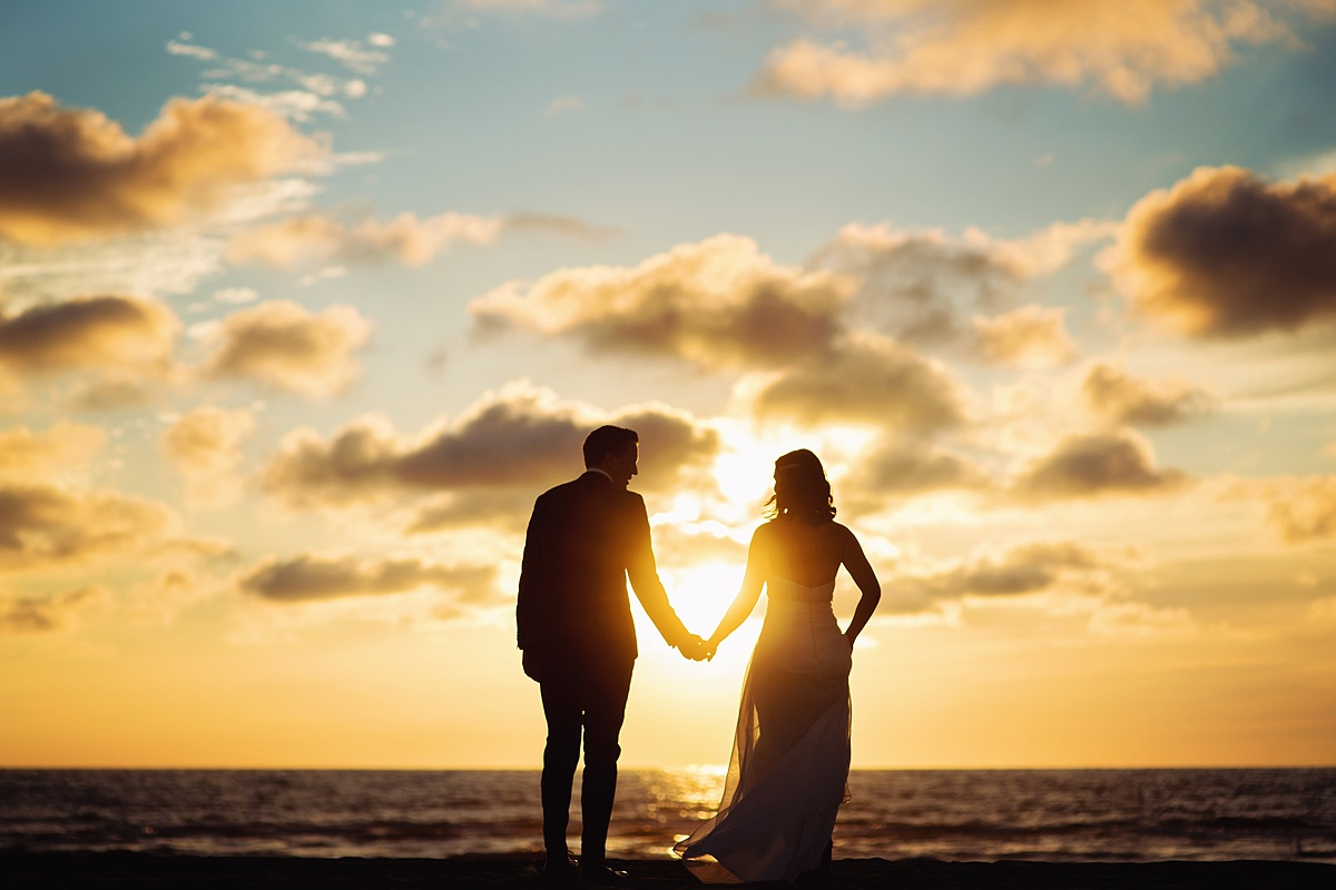 Bruidsfotografie Den Haag - De strandbruiloft van Machteld en Jorn