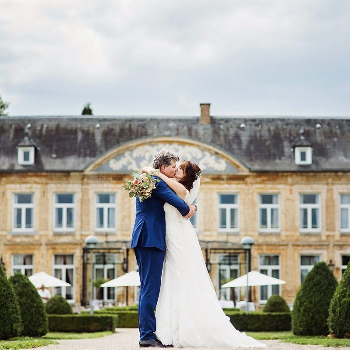 Bruidsfotograaf in Maastricht - Trouwen op Château St. Gerlach & Neercanne