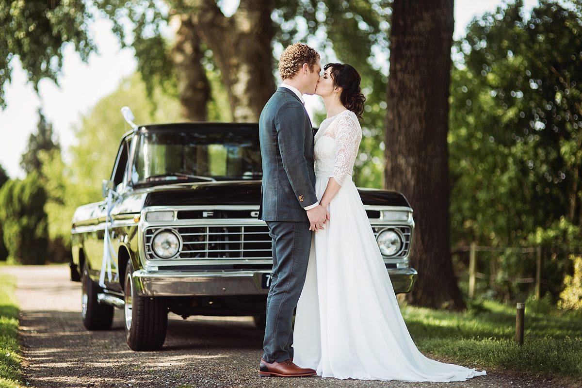 Bruidsreportage Zwolle - Onder Ons Dalfsen - Elice & Piet-Jan