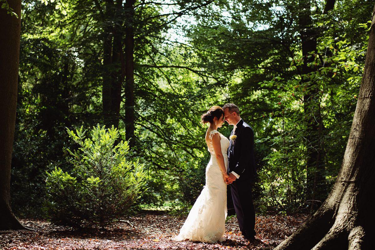 Bruiloft in Gelderland - Trouwen bij Huis de Voorst