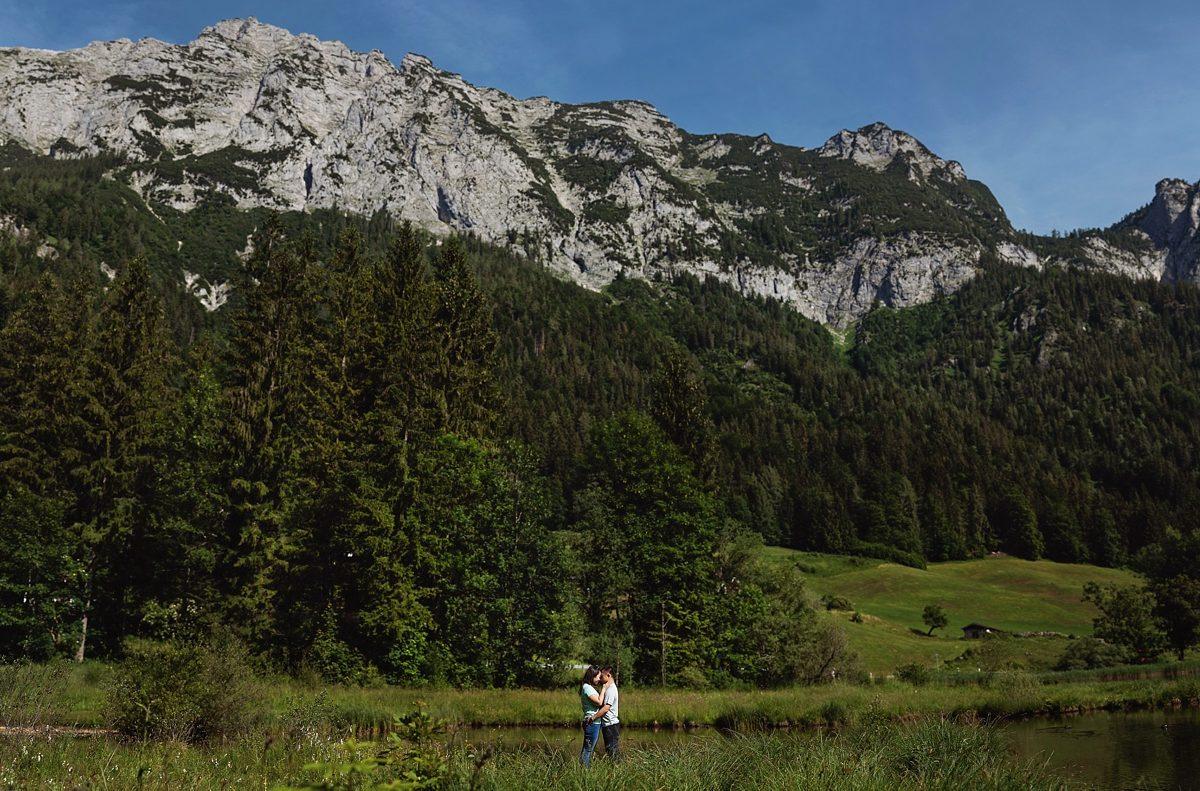 Destination Wedding Fotograaf Oostenrijk - De fotoshoot in Oostenrijk van Vera & Shenshen
