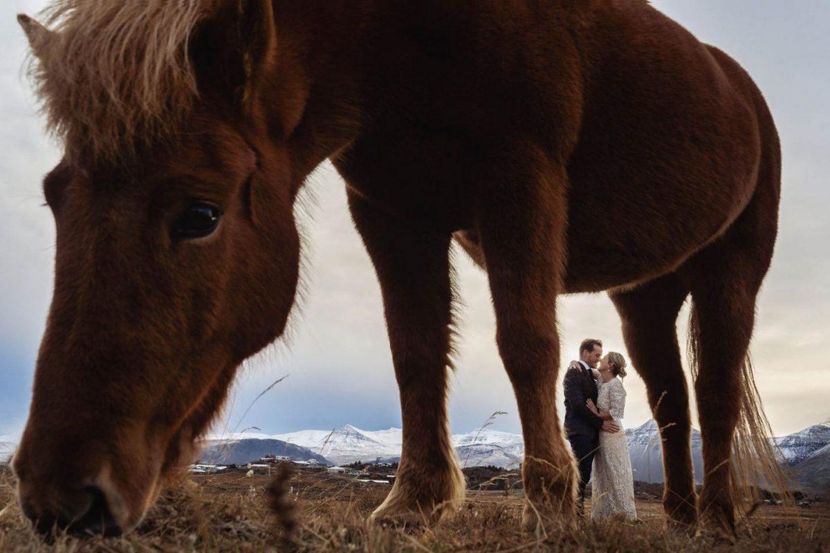 Trouwen in IJsland - verloving in IJsland - huwelijksreis IJsland