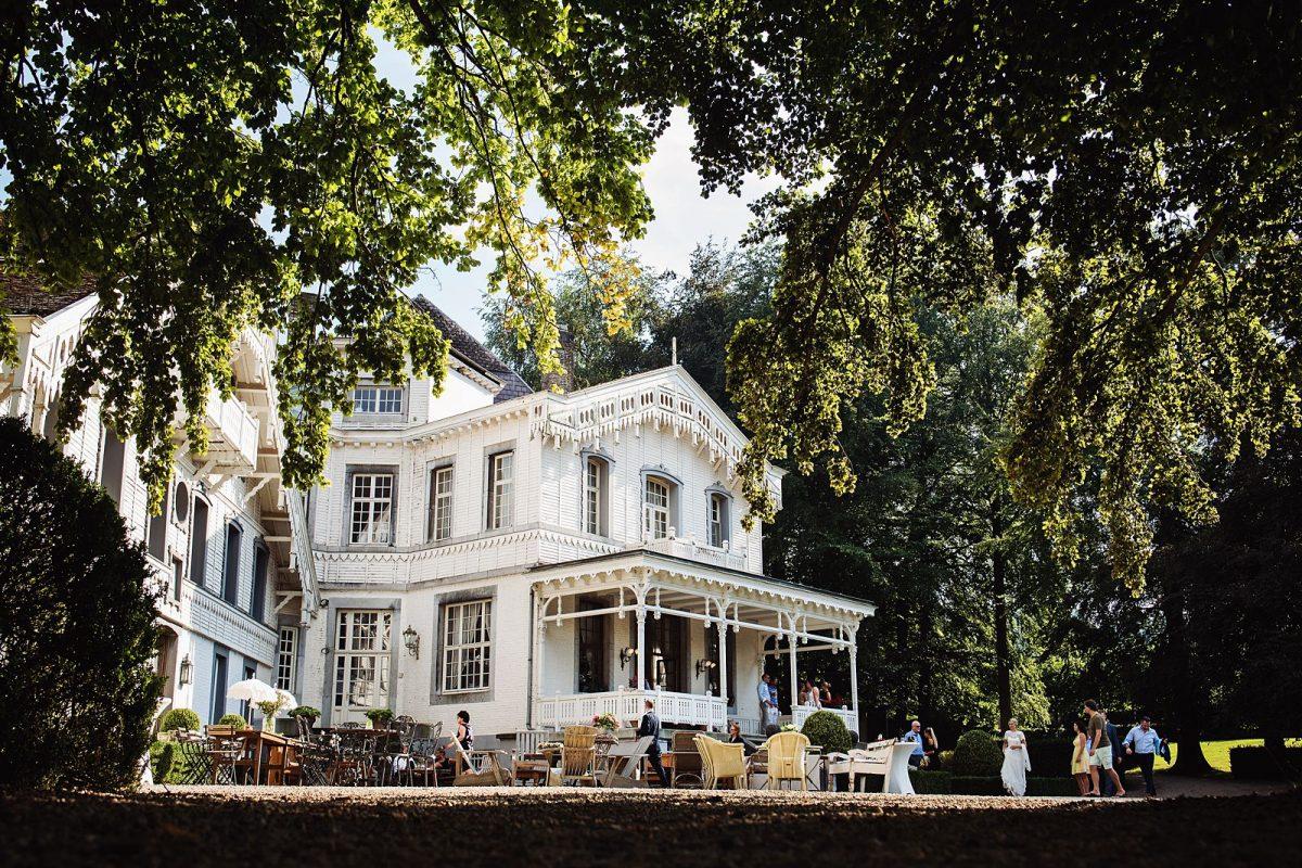 Trouwen Landgoed Altembrouck - Bruiloft Kasteel Altembrouck