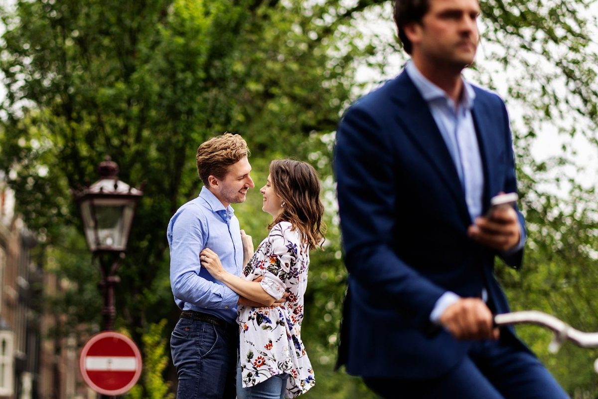 Engagement shoot Amsterdam - Elopement photography Amsterdam