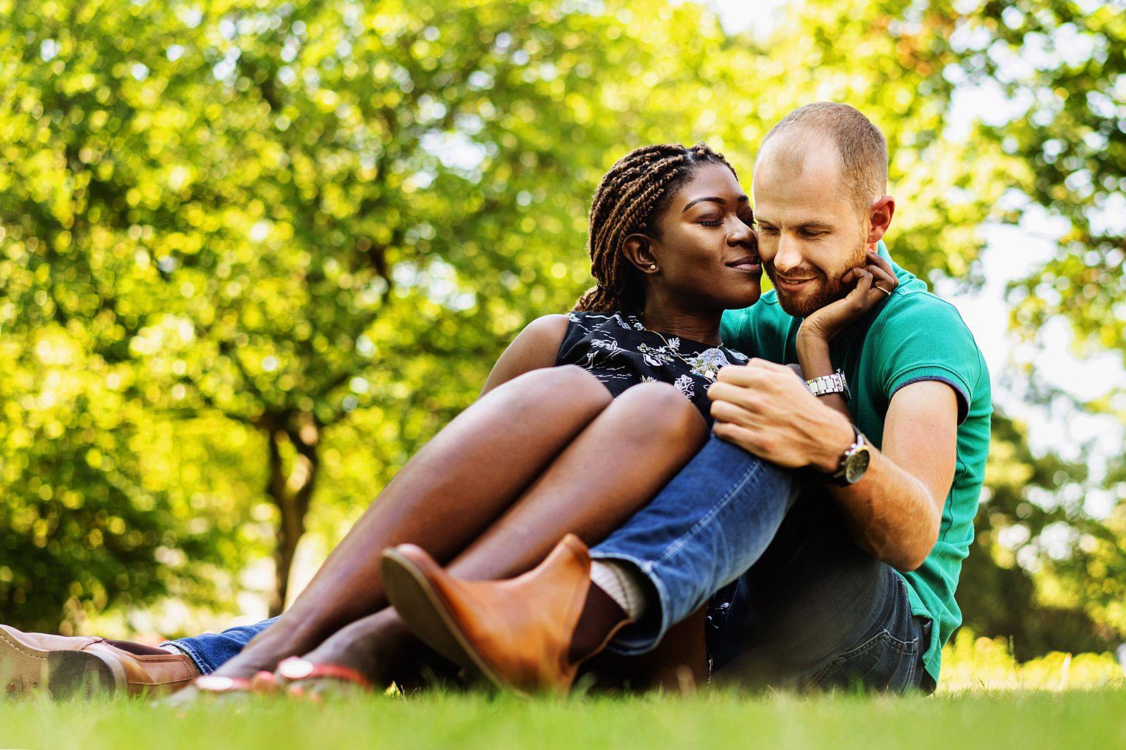 Megan en Chris NY inkt dating