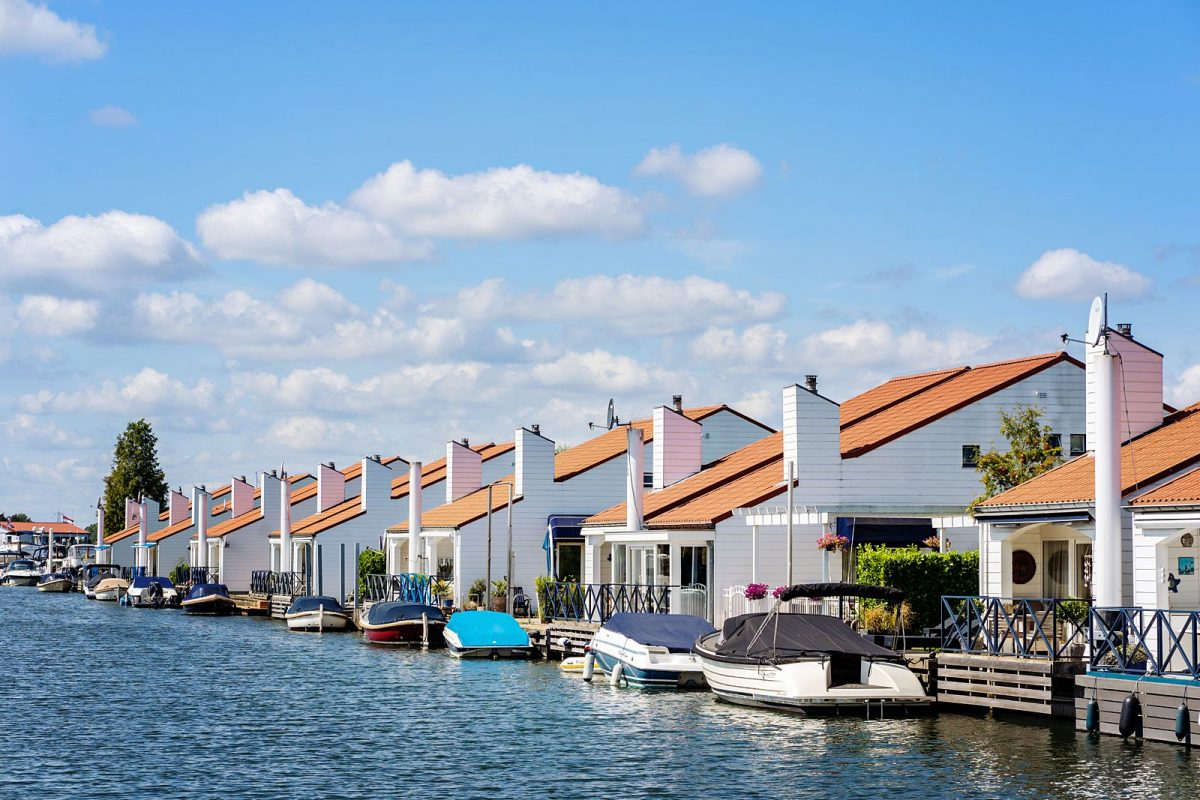 Bedrijfsfotograaf Roermond - Bedrijfsreportage voor resort Marina Oolderhuuske