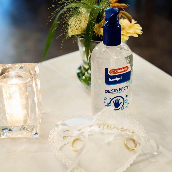 Het Coronavirus COVID-19 en jullie bruiloft