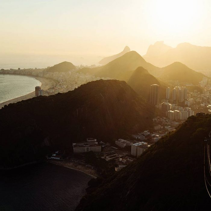 Mijn eerste bezoek aan Brazilië - In 3 weken van Zuid naar Noord