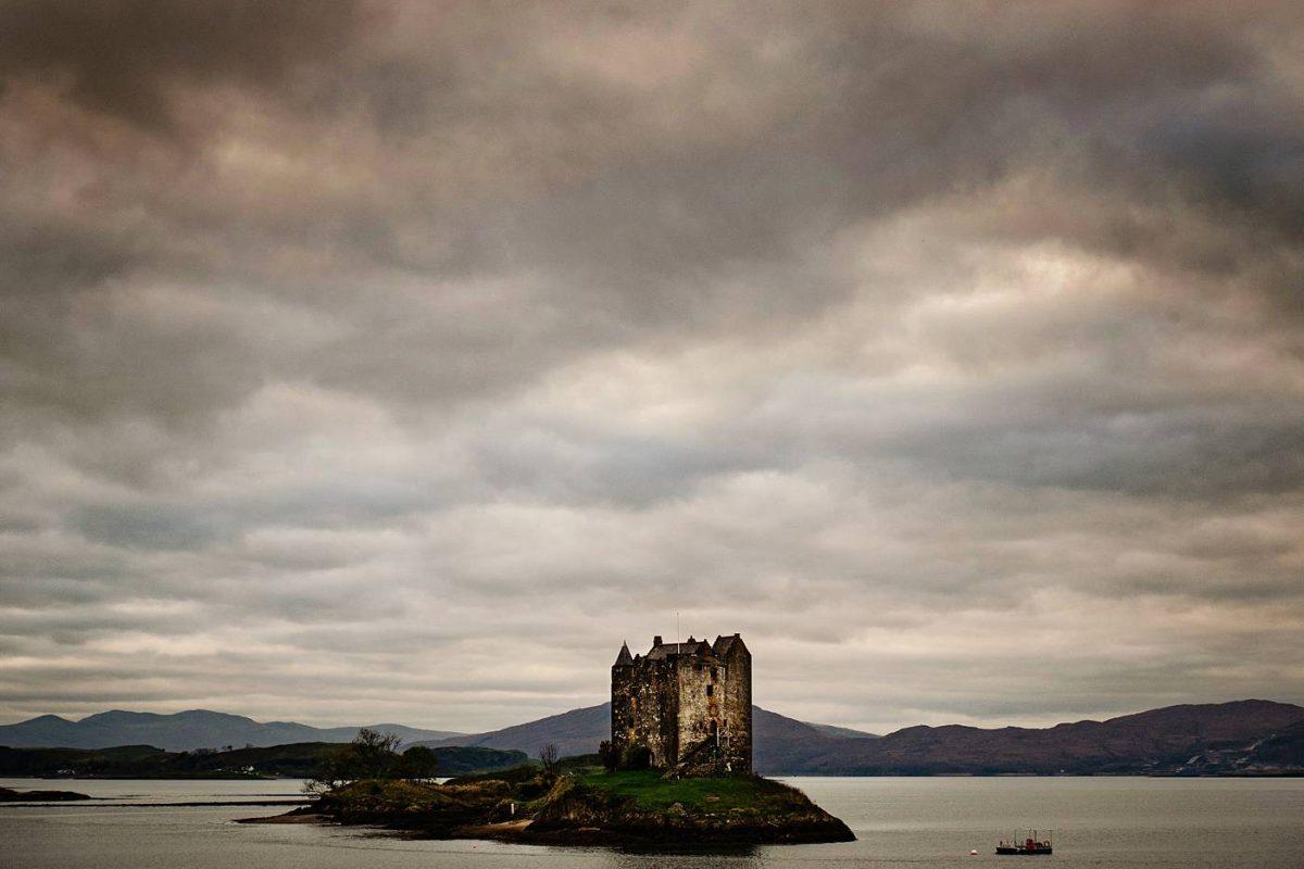 Een week in Schotland met twee bruidsfotografen