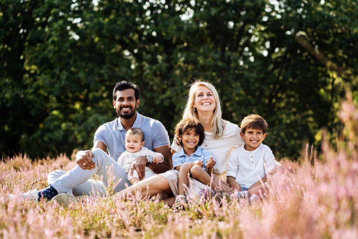 Fotoshoot - Families, Zwangerschap & Portretten