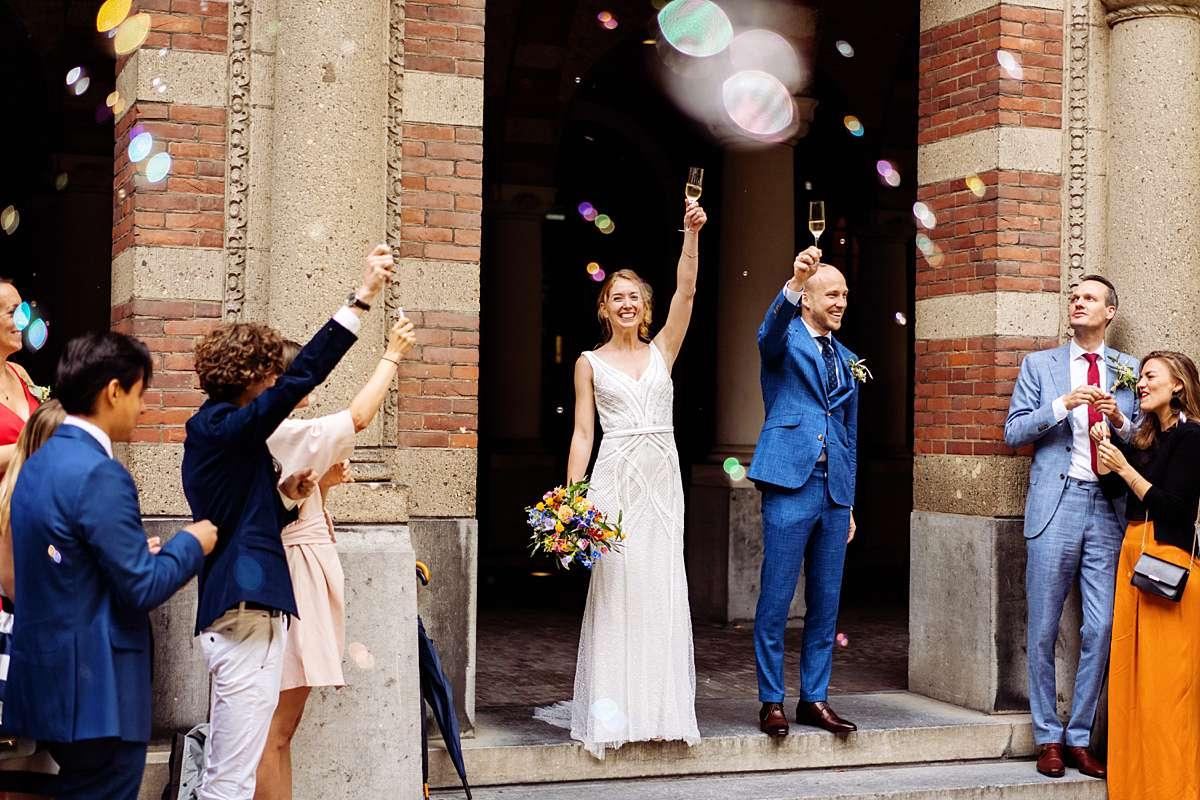 Bruidsfotograaf Rotterdam - Trouwen bij Tropicana!