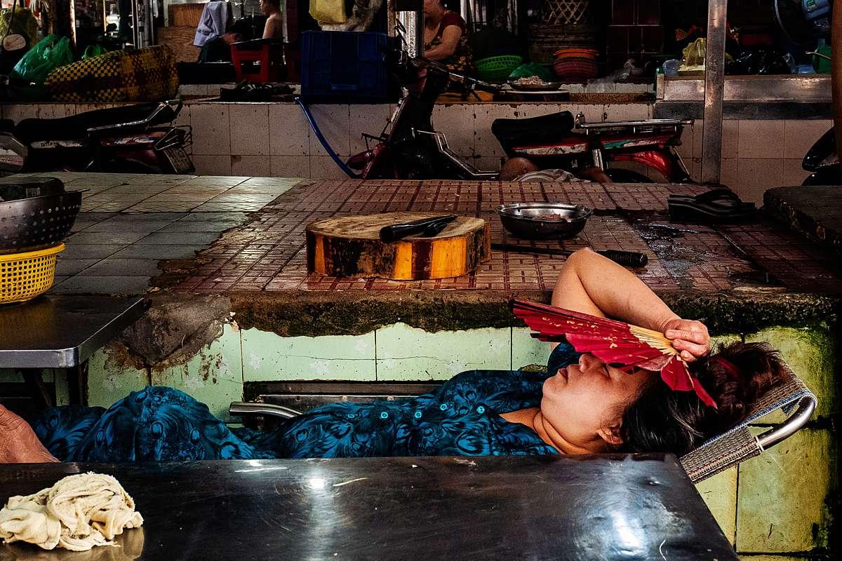 RUUDC Fotografie, ho chi minh, vietnam, straatfotografie, markt ho chi minh
