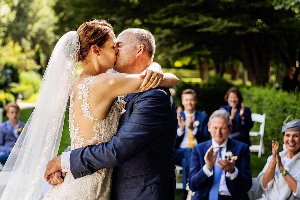 Bruidsfotograaf Maastricht - Trouwen bij Kasteel de Hoogenweerth