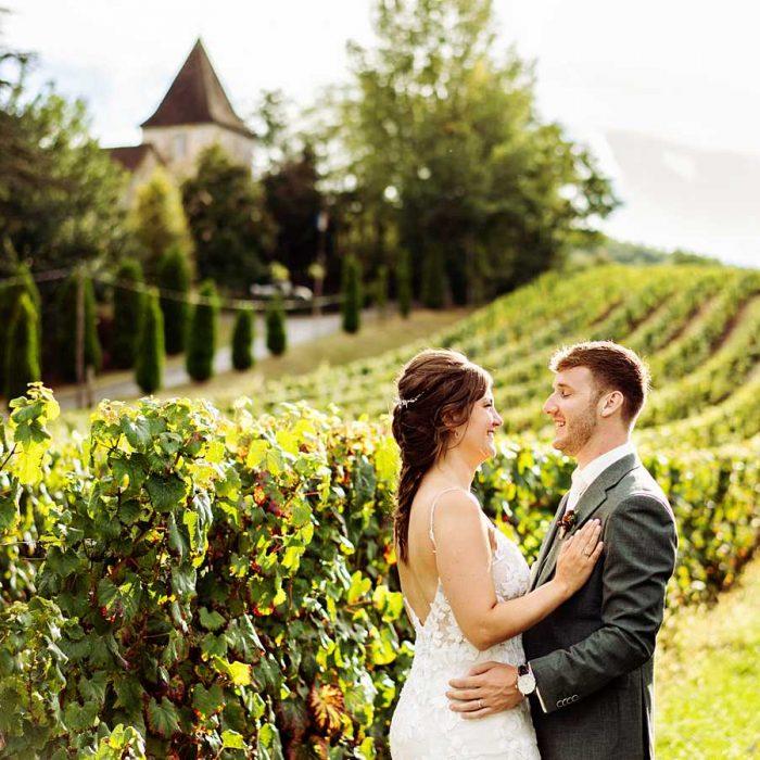Destination wedding fotograaf - Trouwen op een kasteel in Frankrijk
